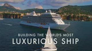 Building The worlds Most Luxurious Cruise Ship: Episode 1
