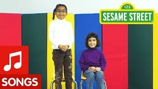 Sesame Street: Sit Down Stand Up