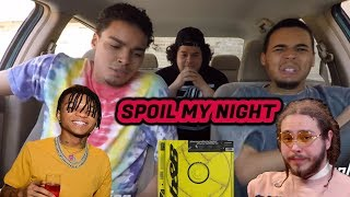 Post Malone - Spoil My Night (Ft Swae Lee) REACTION REVIEW