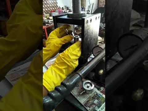 Laboratory Hydraulic Press
