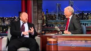 David Letterman 2015 01 26 Louis C.K.