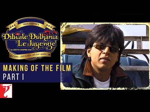 DDLJ Making Of The Film - Part I   Aditya Chopra   Shah Rukh Khan   Kajol