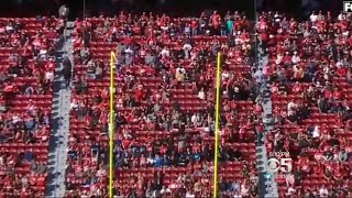 San Francisco 49ers Have Trouble Filling Seats At Levi's Stadium