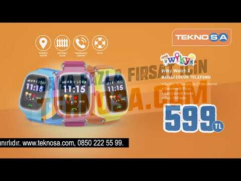 Teknosa Wiky TV Commercial Movie