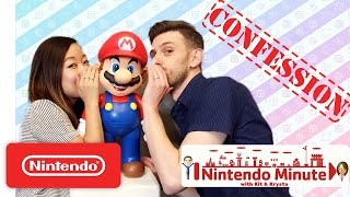 Gaming Confessions - Nintendo Minute