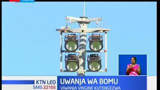Kaunti ya Mombasa imejenga uwanja mwengine baada ya ule wa Mbuzi