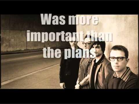 Weezer - Pardon Me (lyrics)
