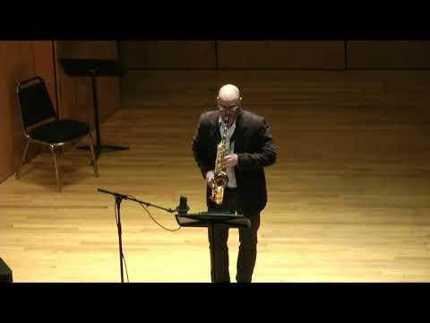 Gladiator for saxophone and samplestra by Gene Pritsker