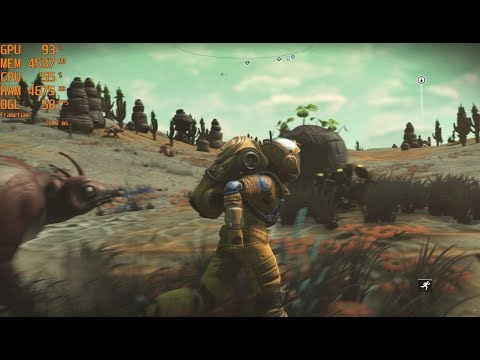 Can a gtx 1060 3gb get smooth 60fps 1080p? :: No Man's Sky General