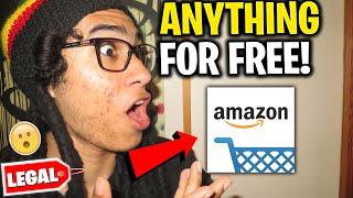 How To Get FREE STUFF On AMAZON (2020) Amazon Free Stuff Method Using Phone!