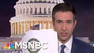 See The Damning Evidence In New Trump Impeachment Report | The Beat With Ari Melber | MSNBC