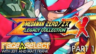 Mega Man Zero/ZX Legacy Collection - The Dojo (Let's Play) - Part 1