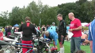preview picture of video 'Knappenman Triathlon 2011'
