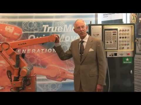 IRB 6- the first anthropomorphic robot