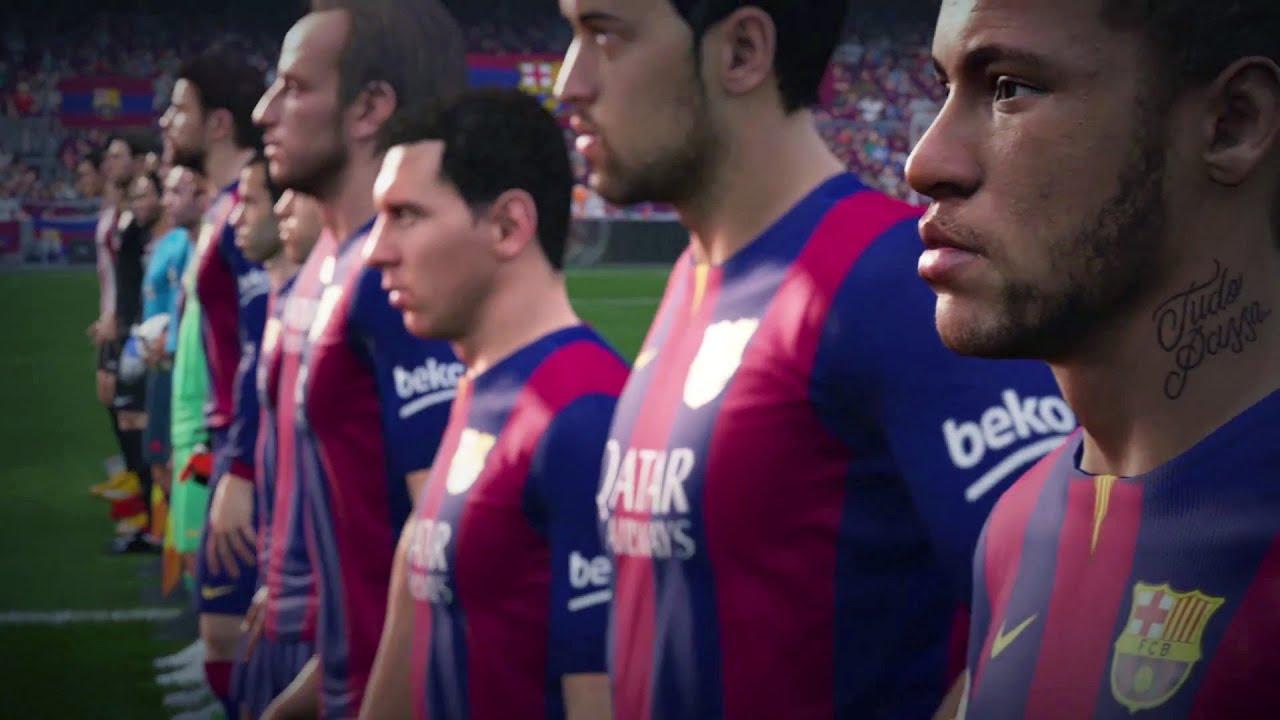 FIFA 16 Gameplay [E3 2015] #VideoJuegos #Consolas