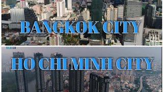 Thailand (Bangkok City), And (Ho Chi Minh City) Vietnam