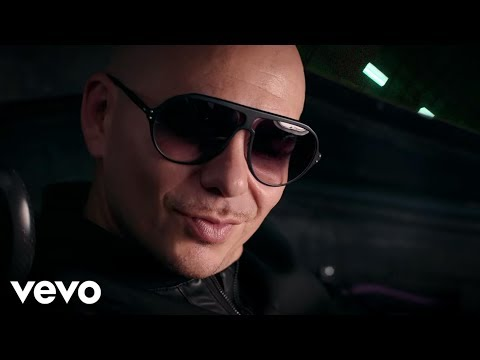 Pitbull - Greenlight (Official Video) ft. Flo Rida, LunchMoney Lewis