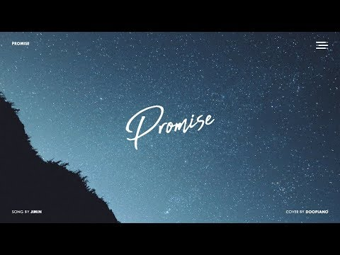 BTS JIMIN (지민) - 약속 (Promise) Piano Cover | Youtube