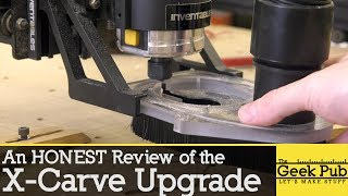 X-Carve Upgrade HONEST Review