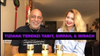 Tiziana Terenzi Tabit, Sirrah, and Mirach REVIEW with Olya + GIVEAWAY (CLOSED)