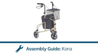 Kona Assembly Guide