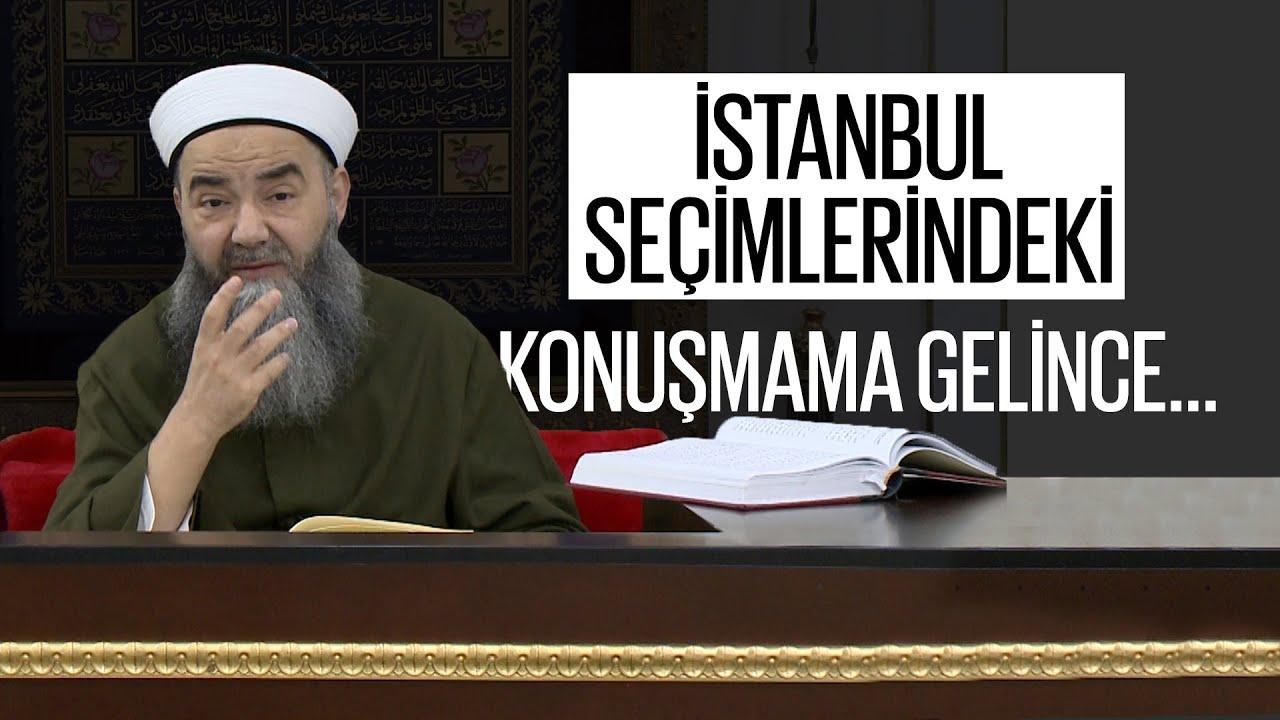Ben Her Zaman Partiler Üstü Kaldım, İstanbul Seçimlerindeki Tavrıma Gelince…