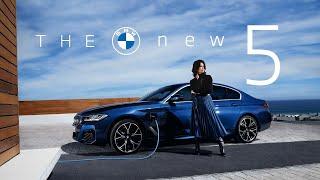 모터그래프 BMW New 5 Series