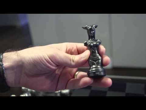 What Should We Do With The $300 Chess Street Fighter Chess Set From Capcom?