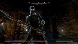 Skyrim - Reaper Gem Fragments, Reaper's Lair, Reaper Boss