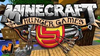 Minecraft: Hunger Games Survival w/ CaptainSparklez - ENDING THE DROUGHT!