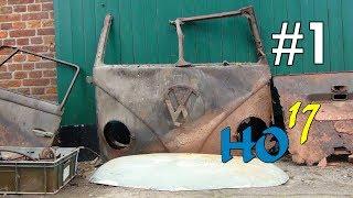7 Th International Vintage Volkswagen Show HO 17 Hessisch Oldendorf