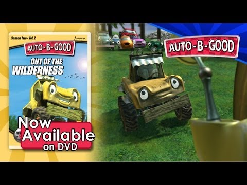 Auto B Good Season 2 Vol 2: Out Of The Wilderness DVD movie- trailer