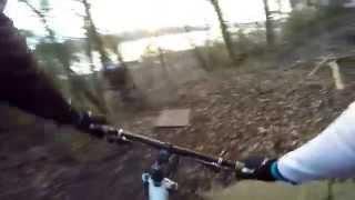 preview picture of video 'Hardtail Shredding - Part 1 - Heisingen Downhill - GoPro Hero 3'