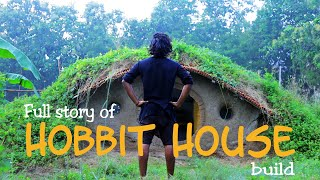 Full Story Of Hobbit House Build