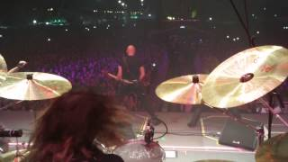 Accept, Fast As A Shark Monsters Of Rock 2015 drum cam