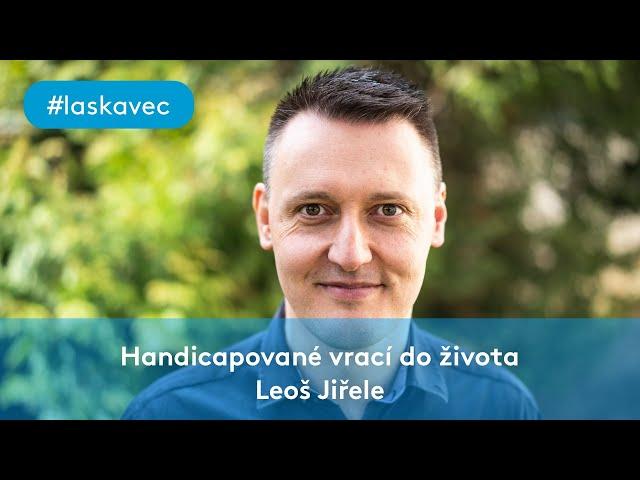 Laskavec 2019: Leoš Jiřele