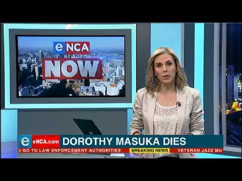 Masuka family representative describes her passing