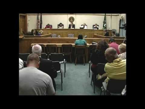 9/4/12 Board of Commissioners Regular Session Part 1