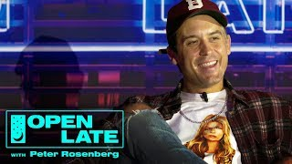 Open Late with Peter Rosenberg - G-Eazy Talks Mac Miller, The Warriors, and Having Dinner with Jay-Z