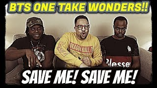 BTS: One Take Wonders | BTS 'SAVE ME' MV SHOOTING REACTION!