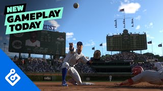 MLB The Show 20 — New Gameplay Today