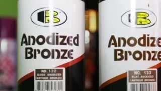 Краска BOSNY Античная бронза, 520мл, 300гр, аэрозольная от компании Мир Очистителей - видео