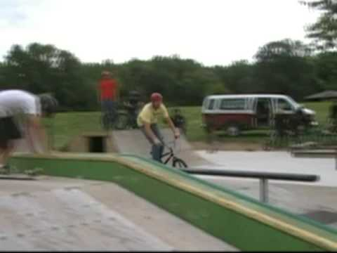 LRCA Ramps - me riding during b4 this summer