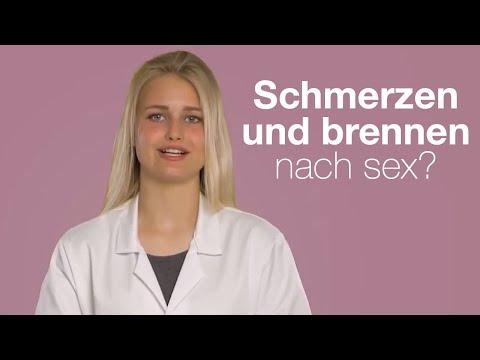 Sex in den 13 Jahren vor der Menstruation
