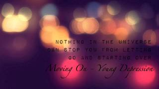 Moving On -  Mathew Kurz ft. Young Depression W/LYRICS