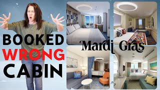 Worst Rooms On The Carnival Mardi Gras