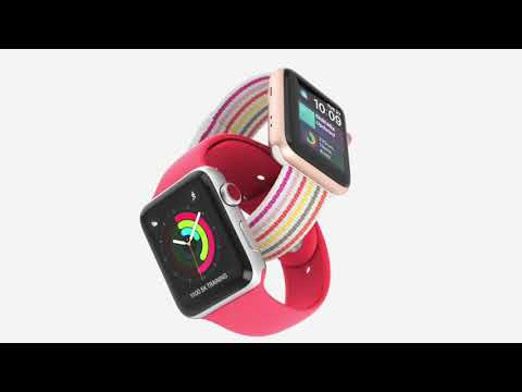 Apple Watch Series 3 |  The Freedom from cellular.