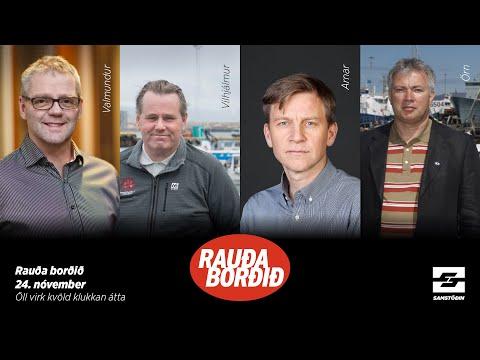 Rauða borðið: Ný sjávarútvegsstefna II
