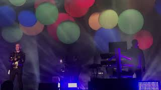 Pet Shop Boys   Domino Dancing Live In Szeged, Hungary 24082018
