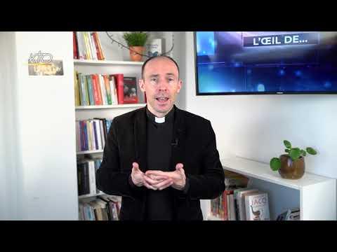 L'oeil du Père Cédric Burgun